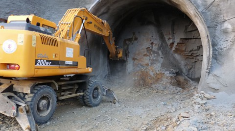 ABHA PIPELINE PHASE 2 TUNNEL CONSTRUCTION WORKS